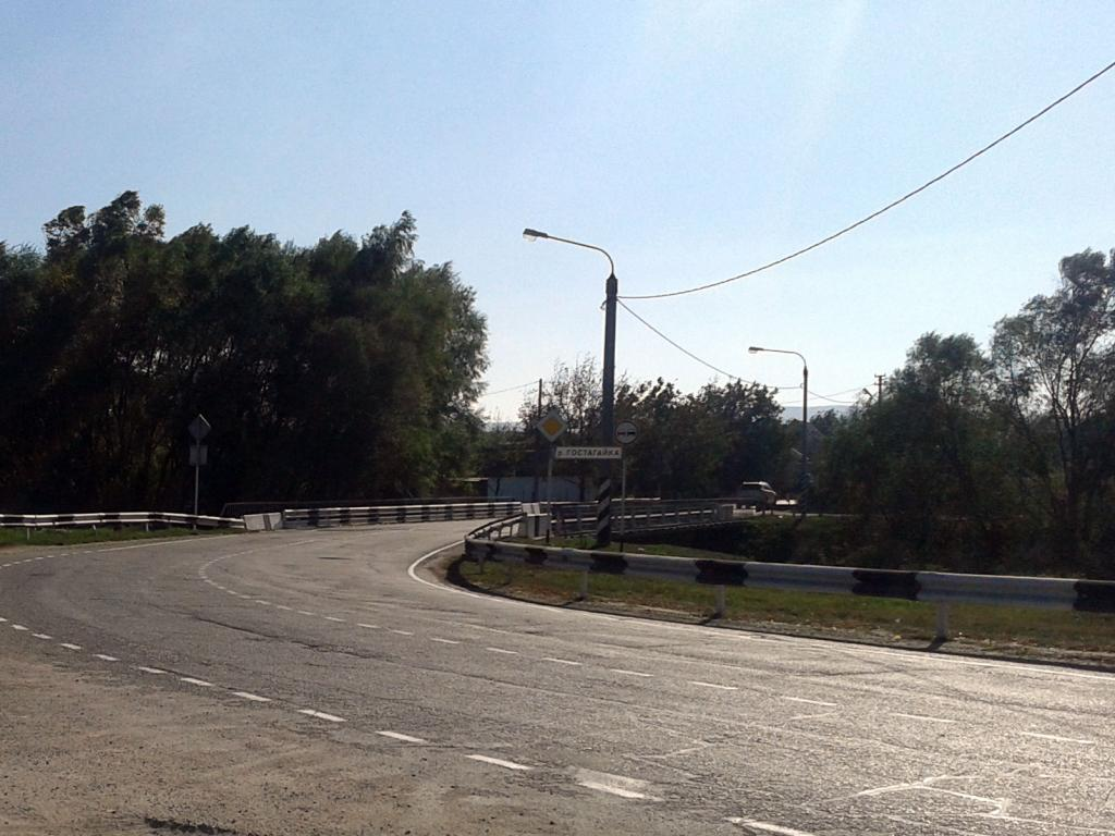 Станица Гостагаевская