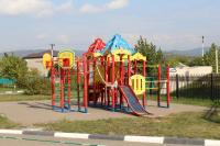 Детская площадка. Натухаевская