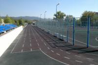 Спортивная площадка. Натухаевская