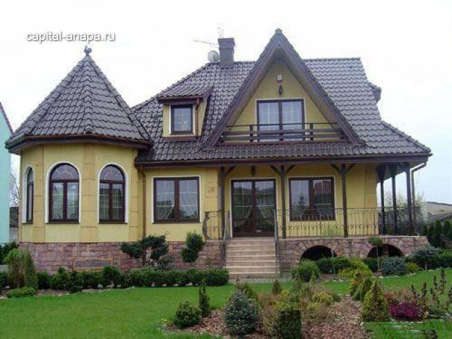"Проект дома ""ПАЛЬМИРА"""