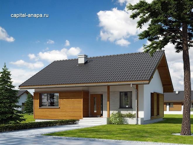 """Проект дома """"ИВОЛГА"""""""