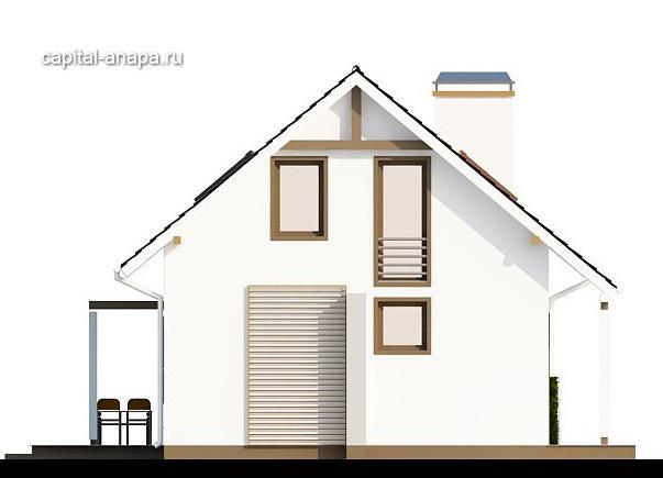 """Проект дома """"ОНЕГА"""""""