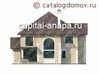 """Проект дома """"ВОРОНЦОВ"""""""